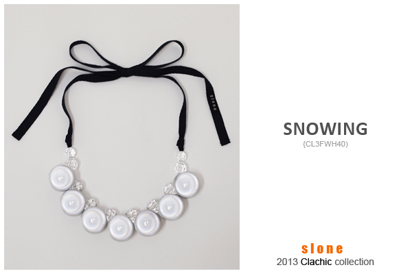 {SOLD OUT} SNOWING
