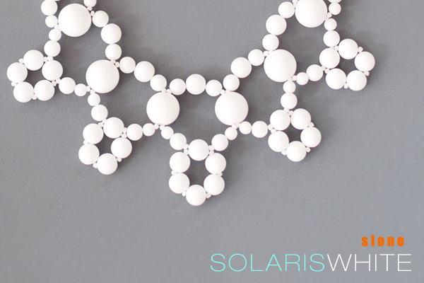 SOLARIS WHITE (소량만요!!)